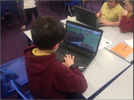 Minecraft Teaching